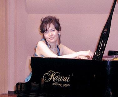 上野優子ピアノリサイタル開催レポート